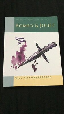 Romeo and Juliet by William Shakespeare (Paperback, 2000)