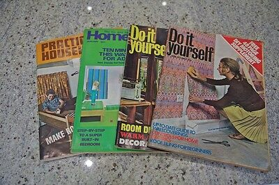 Old Do It Yourself Magazines