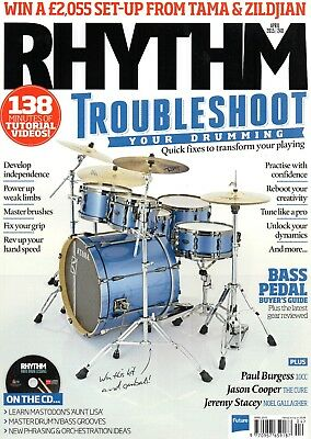 Rhythm  Magazines Learn How To Play - Tabs - Skills - Styles