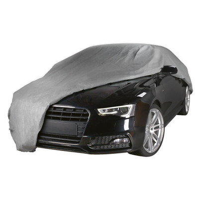 SCCXL Sealey All Seasons Car Cover 3-Layer - Extra Large [Vehicle Covers]