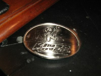 Spec Cast Kinze Belt Buckle RARE Pewter