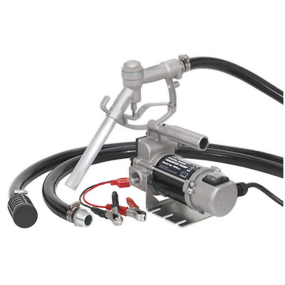 TP96 Sealey Diesel/Fluid Transfer Pump Portable 12V [Fluid Transfer]