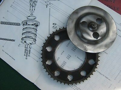 Triumph T20 Tiger Cub Clutch Parts