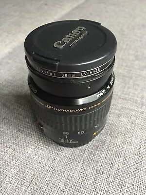 Canon EF Zoom 35-105mm 4.5-5.6 ultrasonic Objektiv lens