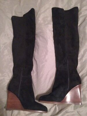 699eab46bec NEW VINCE CAMUTO Granta Over The Knee Boot (Size 8.5) -  150.00 ...