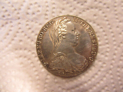 Österreich: Maria-Theresia-Taler 1780 S.f.