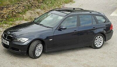 Bmw 06 320D Touring /auto/panoramic Roof-