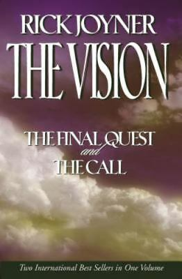The Vision A Two-in-one Volume Of The Final Quest And The Call