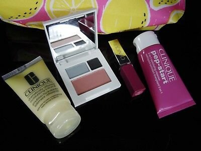 Clinique Gift Set - Eyes, Face & Lips
