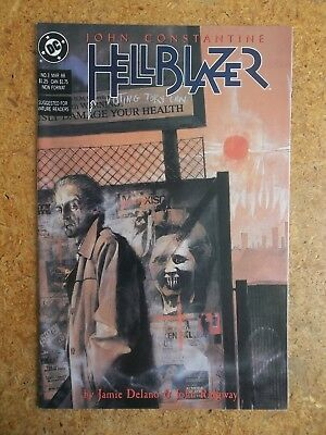 HELLBLAZER #3 - High Grade NM- (9.2)