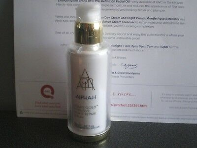 Alpha H Liquid Gold Intensive Night Repair Serum - 50Ml New & Sealed