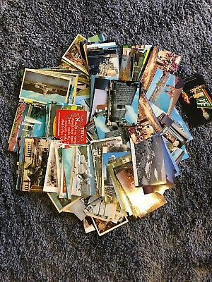 Lot Of 30 Vintage Postcards..Random Cards From 1910 To 1980