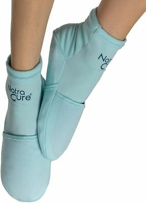 NatraCure Cold Therapy Socks - Gel Ice treatment for feet, heels, swelling, a...