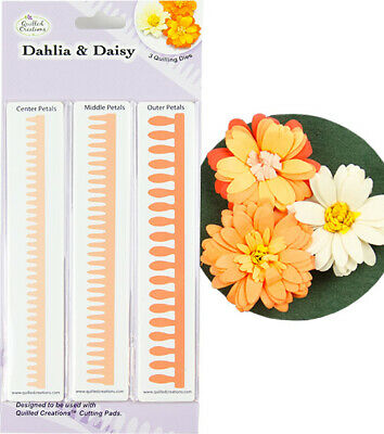 Quilled Creations: Dahlia & Daisy Quilling Dies