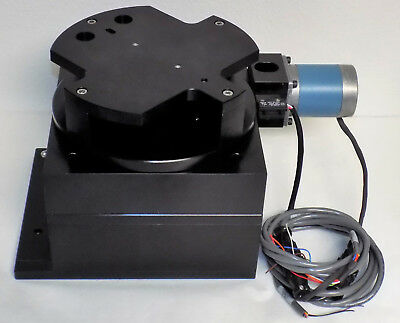 "Parker Daedal 20800Rtes Precision Rotary Table Motor Driven Positioner 8"" 200Rt"