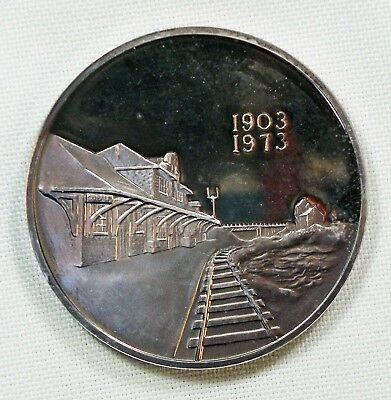 1973 COBALT CANADA 999 Silver ONE TROY OUNCE Uncirculated coin
