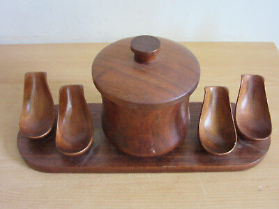 Vintage Savinelli Pipes, Italy Wooden pipe rack with lidded humidor on stand