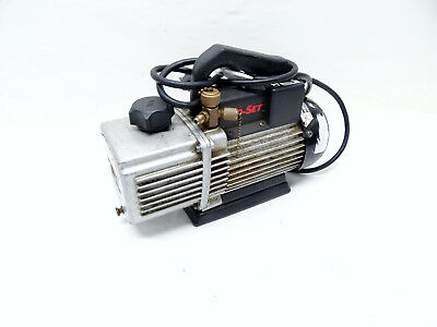 CPS VP4S Pro Set Single Stage Vacuum Pump, 4 CFM 6/L33724A