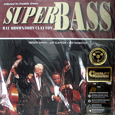 Analogue Productions  Cpr-74018 Capri Records  Super Bass 200G