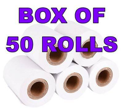 Thermal 57x34mm Premium EFTPOS Paper Rolls for ANZ CBA NAB Westpac 57mm CHEAP!!