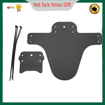 1 Set MTB Mountain Road Bike Bicycle Front Fork Mud Guards Mudguard Fenders DY
