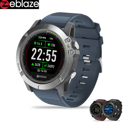 Zeblaze VIBE 3 HR Smart Watch IP67 Sport Health Tracker Long Standby IOS Android