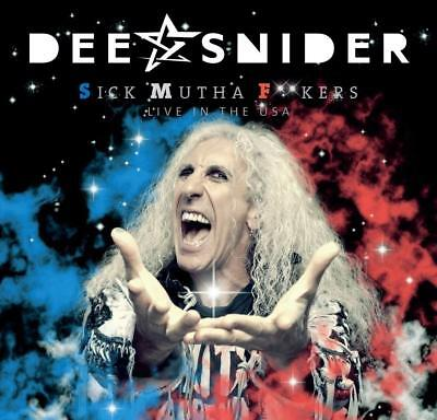 Dee Snider - SMF - Live In The USA (NEW CD ALBUM)