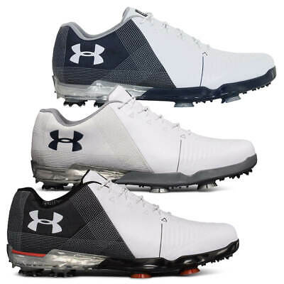 Under Armour Mens UA Spieth 2 Wide Gore-Tex Waterproof Golf Shoes 44% OFF RRP