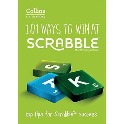 101 Ways to Win at Scrabble - Paperback NEW Grossman, Barry 07/09/2017