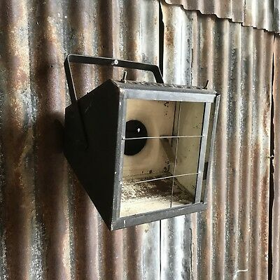 Single Vintage Furse Stage Lamp Flood Light Industrial Retro Lighting