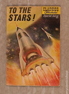 Classics Illustrated Special #165 1961 GD 2.0