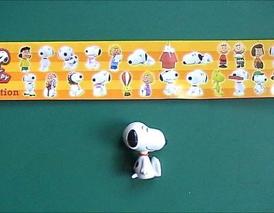 "Figur von bip Snoopy Collection "" Snoopy sitzend """