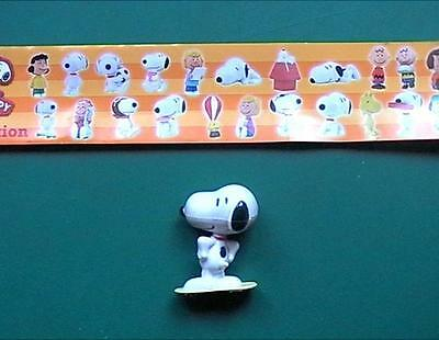 "Figur von bip Snoopy Collektion ""Snoopy mit Skateboard"""