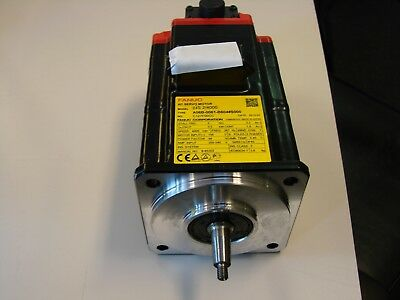 New Never Used-Fanuc Ac Servo Motor A06B-0061-B604#s000