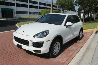 2016 Porsche Cayenne CAYENNE NAV BACKUP CAMERA PANOROOF AC SEATS LOADED 2016 Porsche Cayenne CAYENNE NAV BACKUP CAMERA PANOROOF AC SEATS LOADED 44,985 M