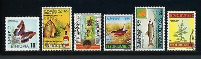 Worldwide Selections: Small Assortment #10 - ETHIOPIA - SEE SCAN $$$