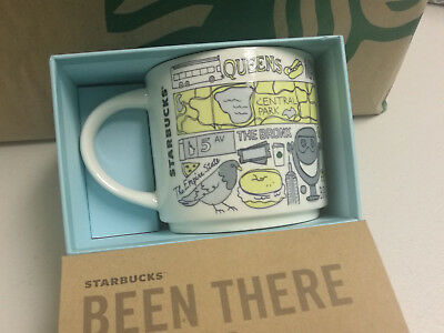 Starbucks New York City Mug Been There Series NYC JUST RELEASED 2018 NEW!