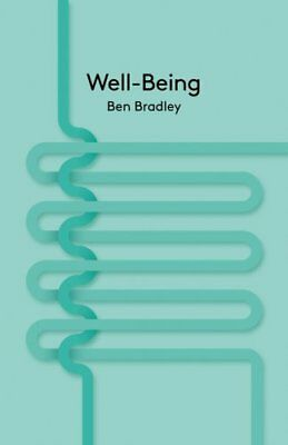 Well-Being by Ben Bradley 9780745662732 (Paperback, 2015)