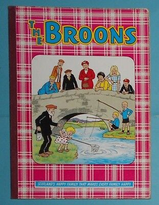 The Broons 1969 , Dudley D Watkins , Excellent Condition