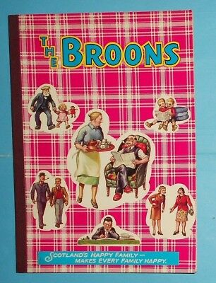 The Broons 1973, Dudley D Watkins , Vg Condition .