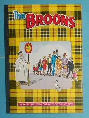 The Broons 1967 , Dudley D Watkins ,  Excellent Condition ..