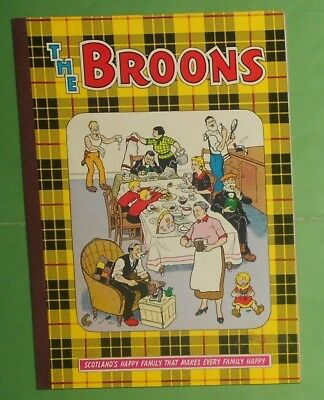 The Broons 1971 , Dudley D Watkins , Excellent Condition.  Scarce Year.