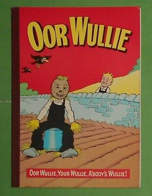 Oor Wullie 1974 , Dudley D Watkins ,vg / Excellent Condition