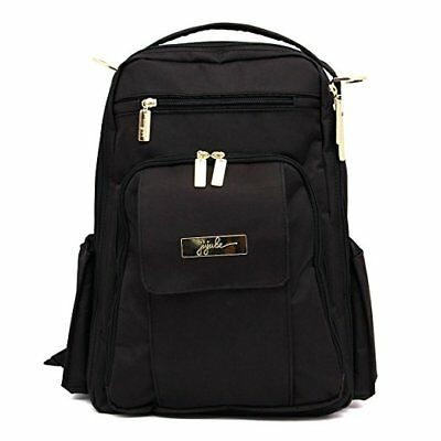 Ju-Ju-Be Legacy Collection Be Right Back Backpack Diaper Bag, Black (New)