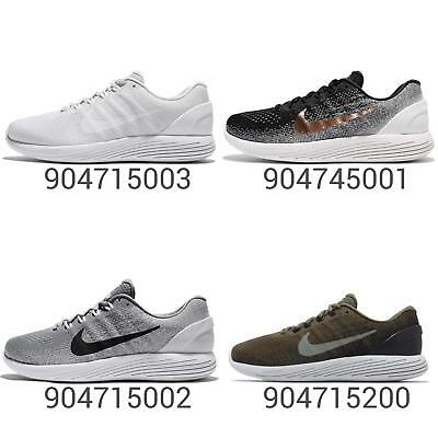 check out 794a6 737a2 NIKE LUNARGLIDE 9 Mens Running Shoes Lunarlon Cushion Sneakers Pick 1