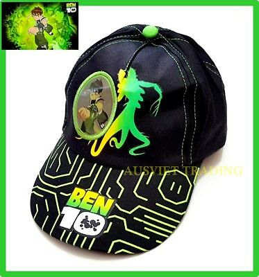 Ben 10 Ten cartoon kids boys girls Cap Hat Brand new cotton