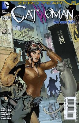 Catwoman (4th Series) #25 2014 VF Stock Image