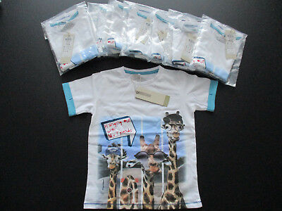 9x Baby / Kinder T-Shirt Name It Posten Sonderposten Lagerauflösung C31