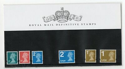 GB 2006 Pricing in Proportion Machin Definitives Presentation Pack No. 74 VGC