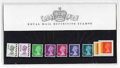GB 2010 Machin Definitive 60p - E, World, Recorded Presentation Pack No 86 VGC